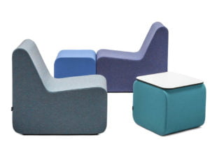 VANK CELOO poufs wool synergy5