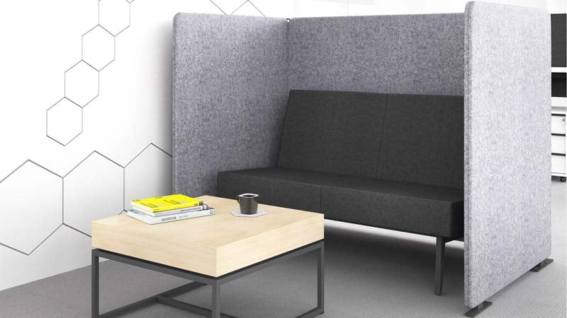 coffee tables NOVUS acoustic screens MY SPACE lounge PIXEL 1920x1080 1