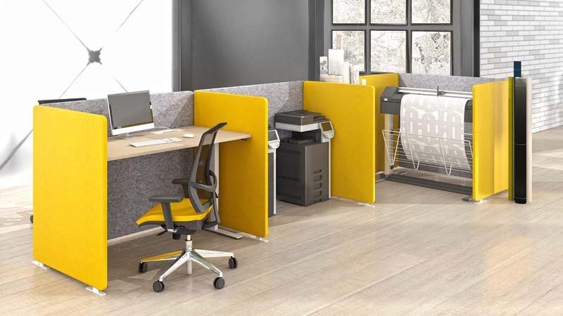 desks MY SPACE task chairs DIVA acoustic screens MY SPACE 1920x1080 1